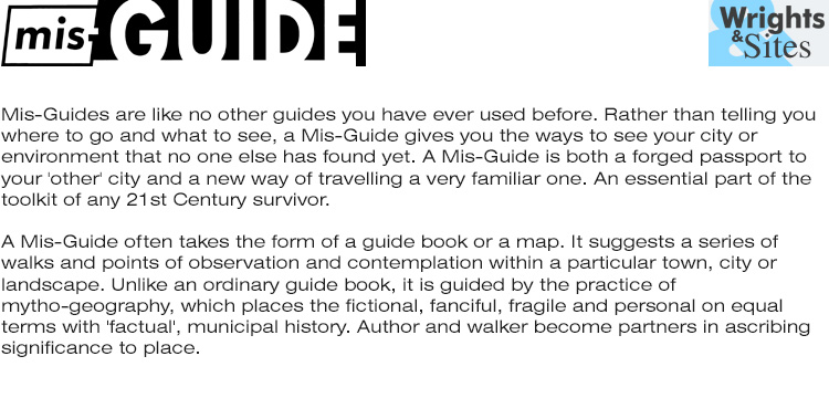 mis-guide text